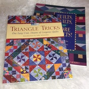 Two quilting books